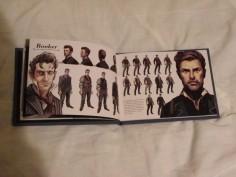Artbook Bioshock Infinite Booker