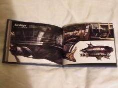 Airship Artwork Artbook Bioshock
