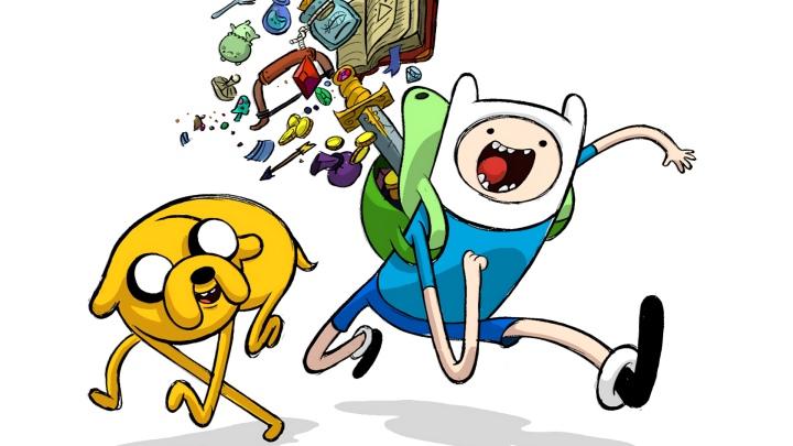 Jake le Chien & Finn l'Humain ! (c) duskdweller