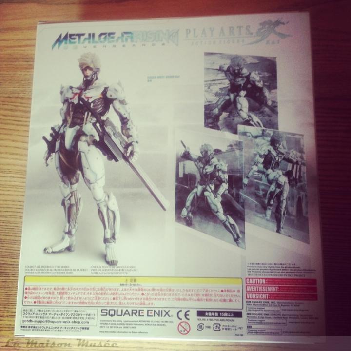 Play Arts Kai Metal Gear Rising