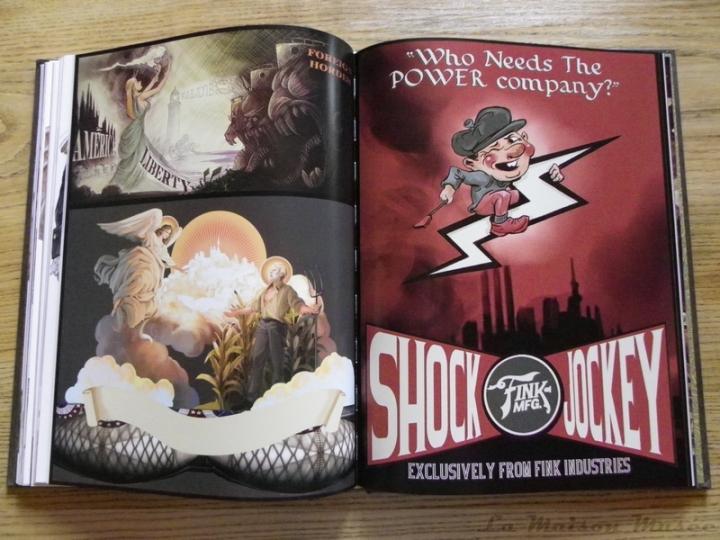 Comstock Columbia Propaganda