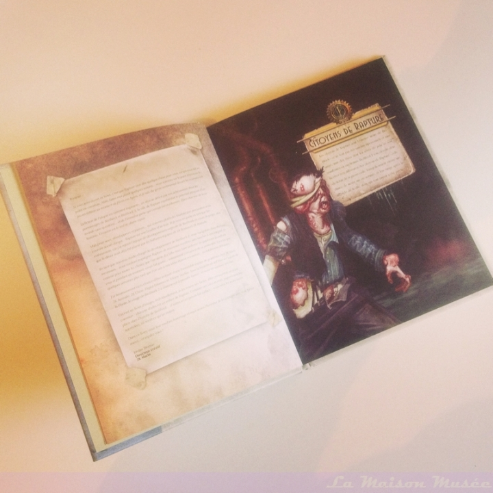 Deco Devolution Artbook BioShock 2