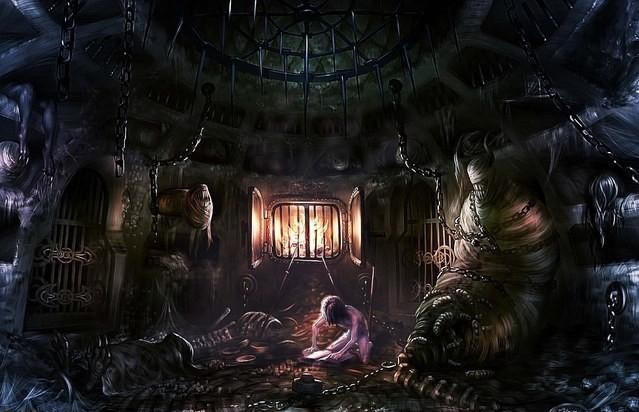 Prisonnier Esclave Soul Sacrifice