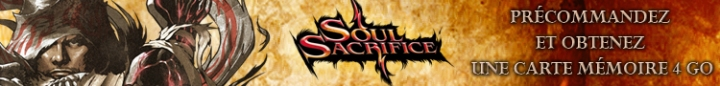 Preorder Soul Sacrifice Bonus Auchan
