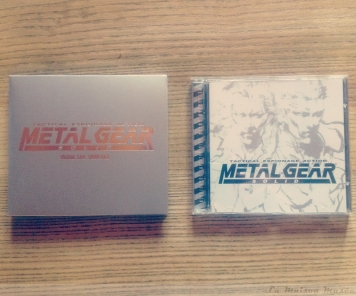 OST MGS 1 Complete