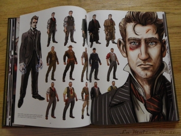 Booker Dewitt Creation