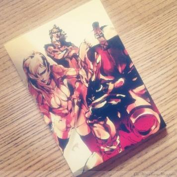 Carte Postale Foxhound Premium Package Shinkawa