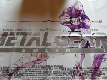 Deepthroat Frank Jaeger Premium Package PAL Metal Gear Solid 1
