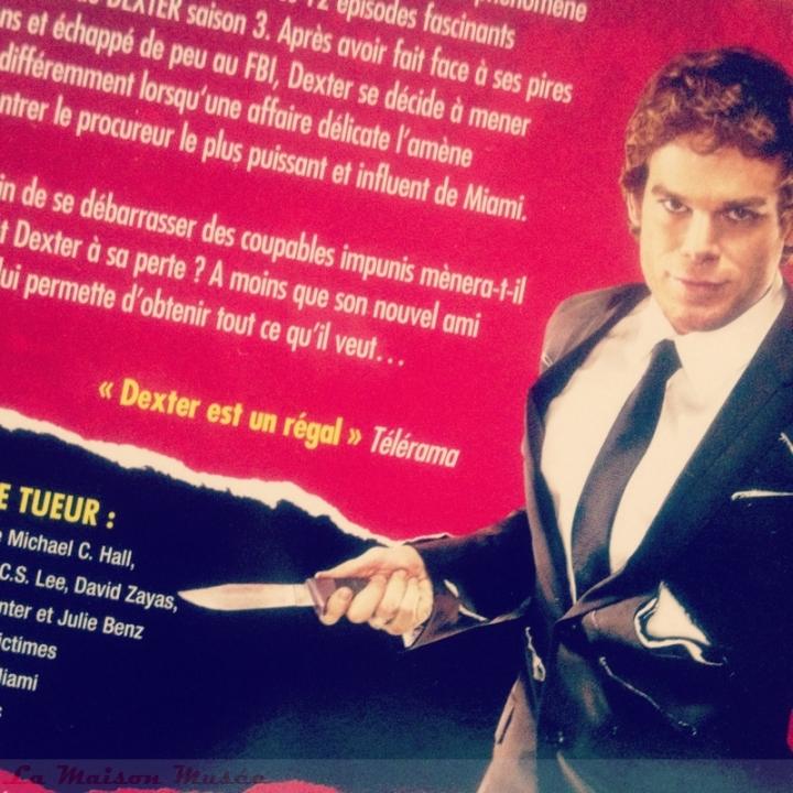 Dexter Saison 3 Coffret DVD
