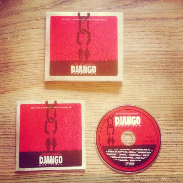 Django Unchained Achat Soundtrack