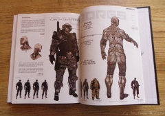 Ennemies Artworks Cyborg Bonus Collector's Edition