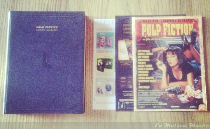 Edition Collector Pulp Fiction