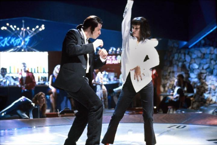 Scène danse Travolta et Thurman - Chuck Berry