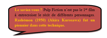 Rashomon Akira Kurosawa Pulp Fiction