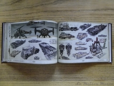 Les Dessins de Fallout 3 Artbook Cars Artworks