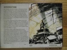 Les Dessins de Fallout 3 Artbook Introduction
