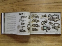 Les Dessins de Fallout 3 Artbook Pip-Boy Artwork