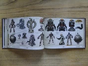 Les Dessins de Fallout 3 Protectron Robots Artworks