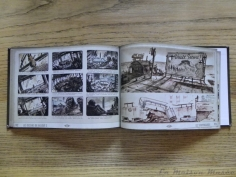 The Art of Fallout 3 Artbook Storyboard Trailers