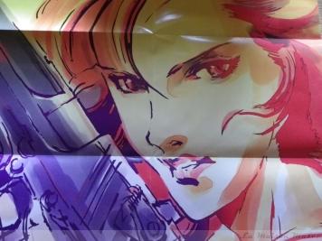 Meryl Poster Premium Package PAL Metal Gear Solid 1