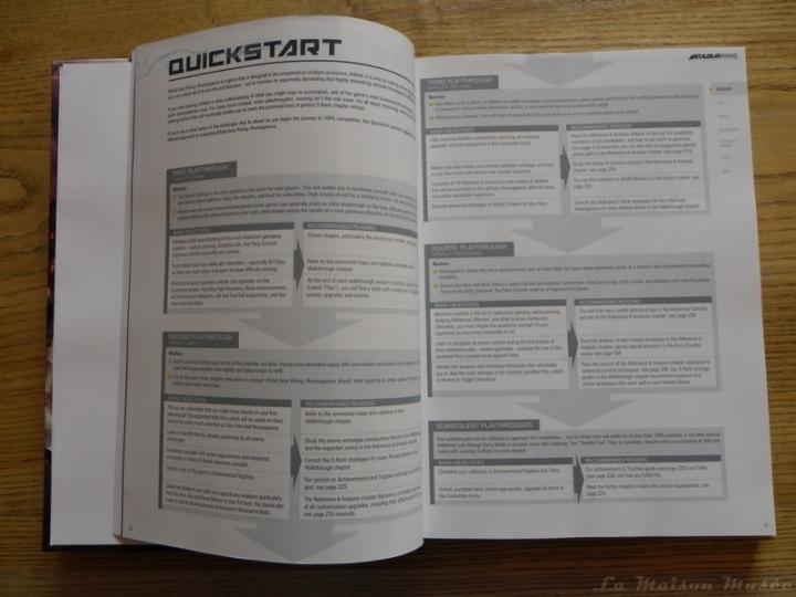 Walkthrough Piggyback Guide Metal Gear Rising Revengeance