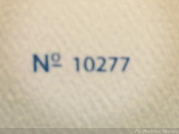 Numéro Lithographie Raiden Collector's Edition