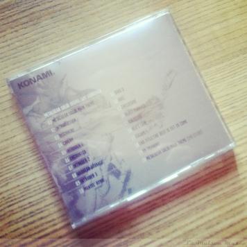 20 Pistes OST Metal Gear Solid 1