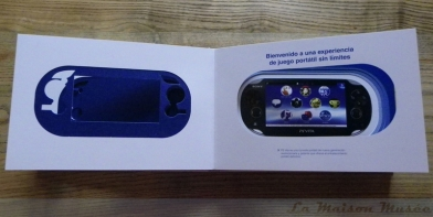 Jeu sans limites PS Vita Promotional