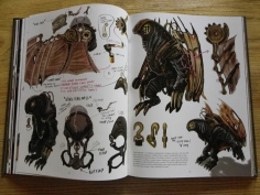 Artbook The Art of BioShock Infinite Character Songbird