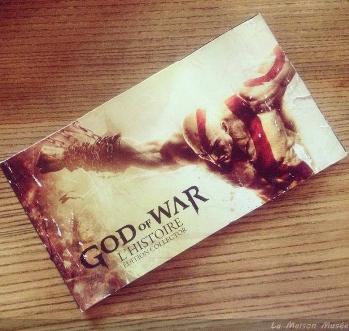 Ou acheter Artbook God of War