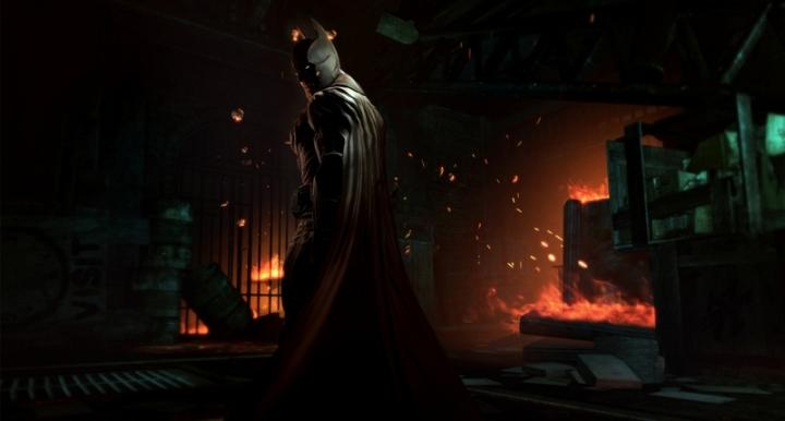 Batman Arkham Origins Artwork