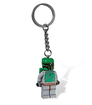 Boba Fett LEGO Porte-Clefs
