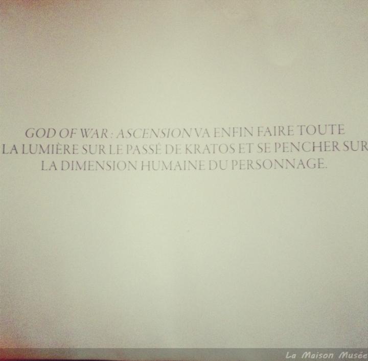 Review God of War ascension