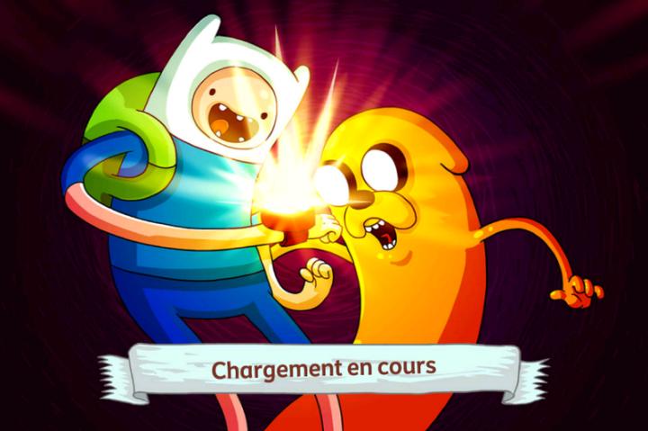Découverte Adventure Time