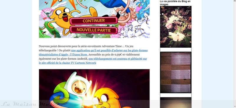 Jeu vidéo Officiel Adventure Time