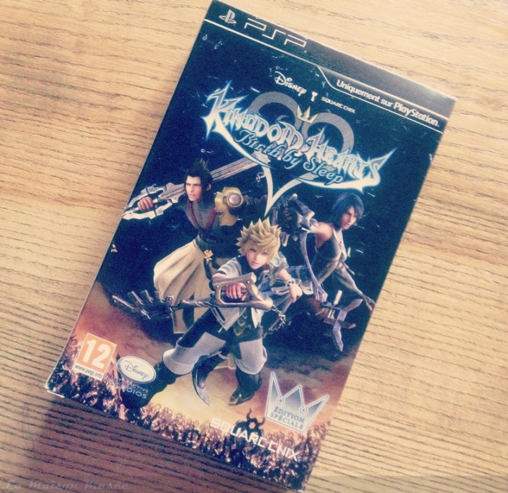 Kingdom Hearts BbS Collectors Edition
