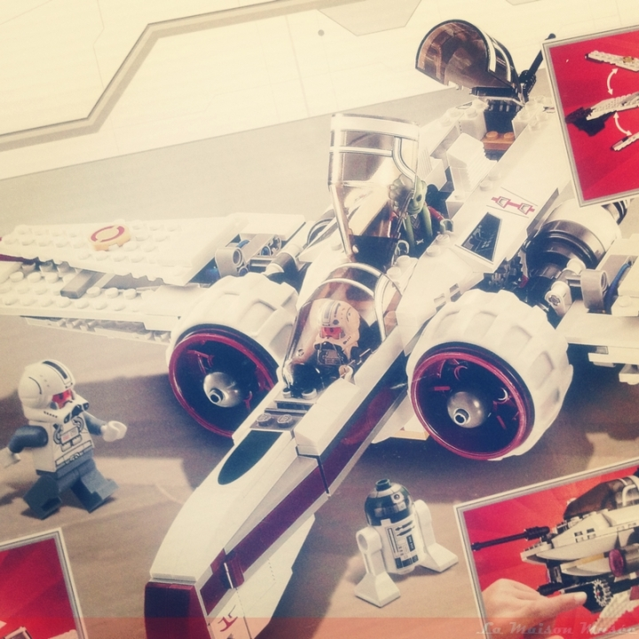 LEGO ARC StarFighter