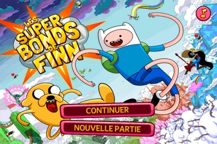 Bonds de Finn App