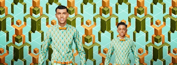 Papaoutai single MP3