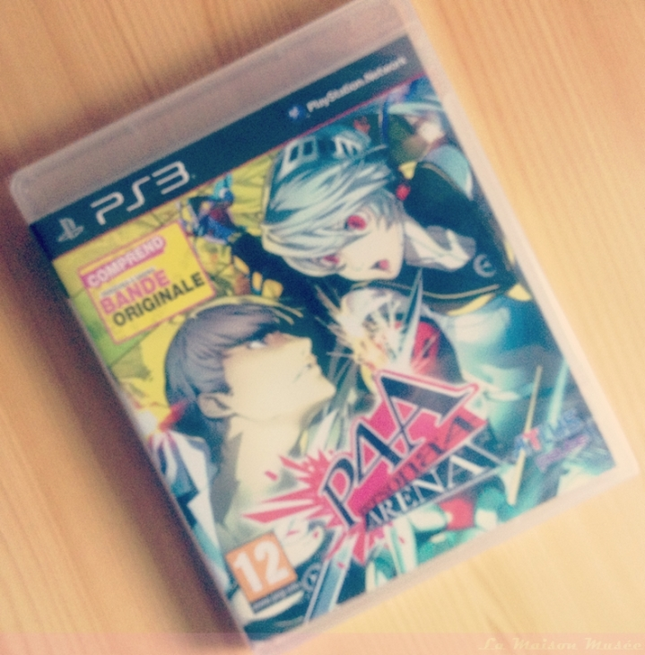 Persona Arena PlayStation 3