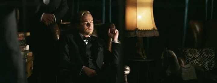 Reflexion Gatsby Le Magnifique