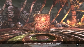 Soul Sacrifice Solution