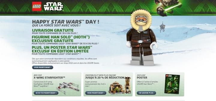 Star Wars Day May 2013
