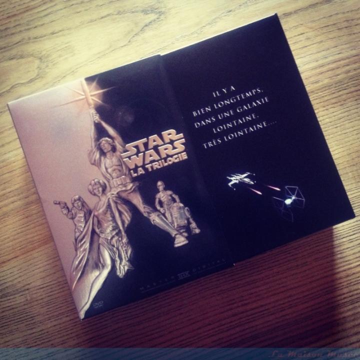 Coffret Star Wars La Trilogie DVD