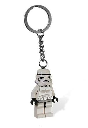 Stormtrooper LEGO Porte-Clefs