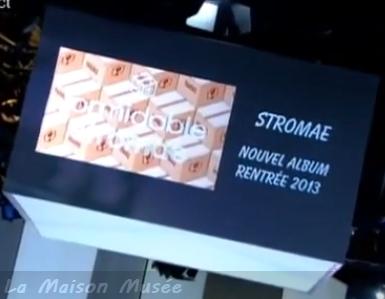 Date sortie Album 2013 Stromae