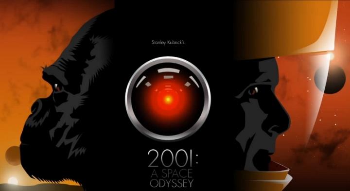2001 Odyssée de l'espace Collection Stanley Kubrick