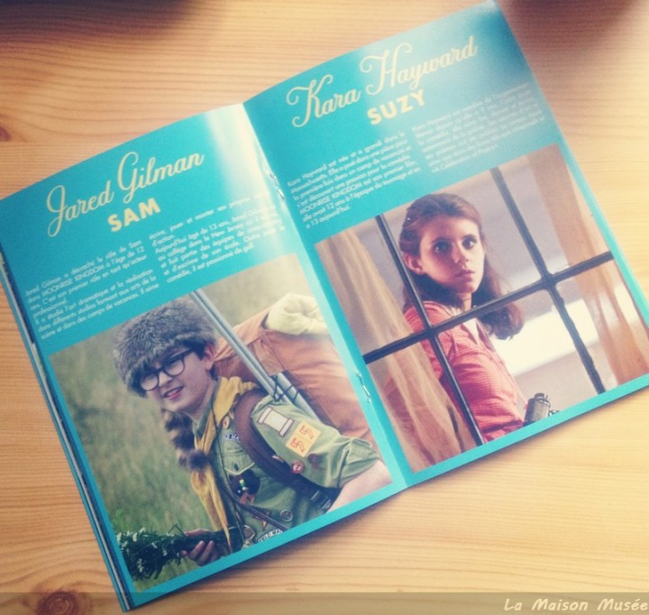 Kids Actors Moonrise kingdom