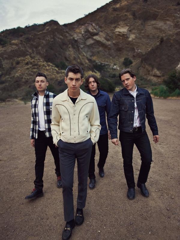 Arctic Monkeys Dernier Album 2013