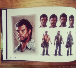 Artbook Last of Us